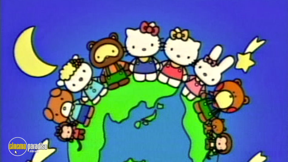 Hello Kitty: Paper Play online DVD rental