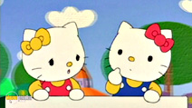 Still #2 from Hello Kitty: Paper Play