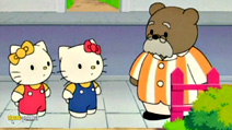Still #7 from Hello Kitty: Paper Play