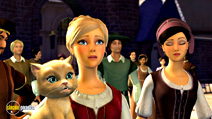 Still #3 from Barbie and the Three Musketeers