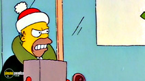 Still #5 from The Simpsons: Christmas with the Simpsons