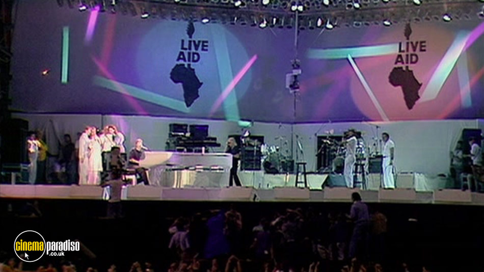 Live Aid: 20 Years Ago Today online DVD rental