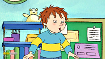Still #3 from Horrid Henry's Birthday
