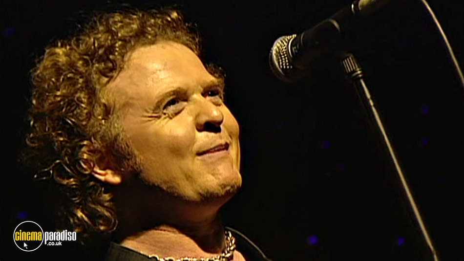 Simply Red: Live in London online DVD rental