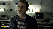 A still #6 from Sherlock: Series 1 (2010) with Martin Freeman
