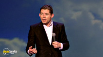 Still #5 from Lee Evans: XL Tour 2005 Live