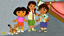 Still #1 from Go Diego Go: Great Dinosaur Rescue