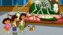 Still #2 from Go Diego Go: Great Dinosaur Rescue