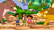 Still #5 from Go Diego Go: Great Dinosaur Rescue