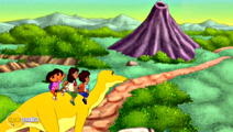 Still #6 from Go Diego Go: Great Dinosaur Rescue