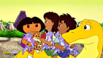 Still #7 from Go Diego Go: Great Dinosaur Rescue