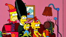Still #1 from The Simpsons: Simpsons.Com