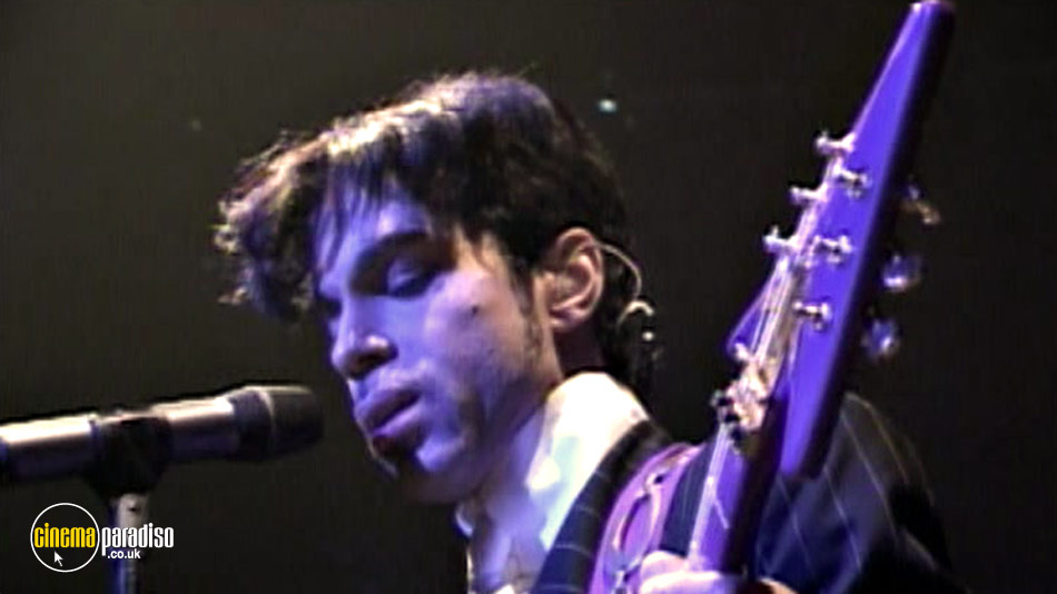 Prince: Live at the Aladdin Las Vegas online DVD rental