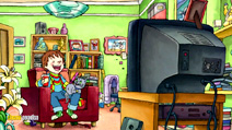 Still #1 from Horrid Henry and the Football Fiend