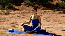 Still #2 from Gaiam Yoga Conditioning for Weight Loss