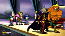 Still #5 from Sonic the Hedgehog: Sonic Underground: Vol.1