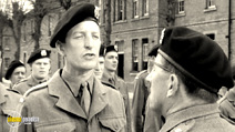 Still #5 from Carry on Sergeant