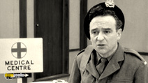Still #6 from Carry on Sergeant