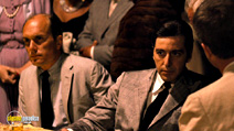 A still #6 from The Godfather: Part 2 (1974) with Al Pacino and Robert Duvall