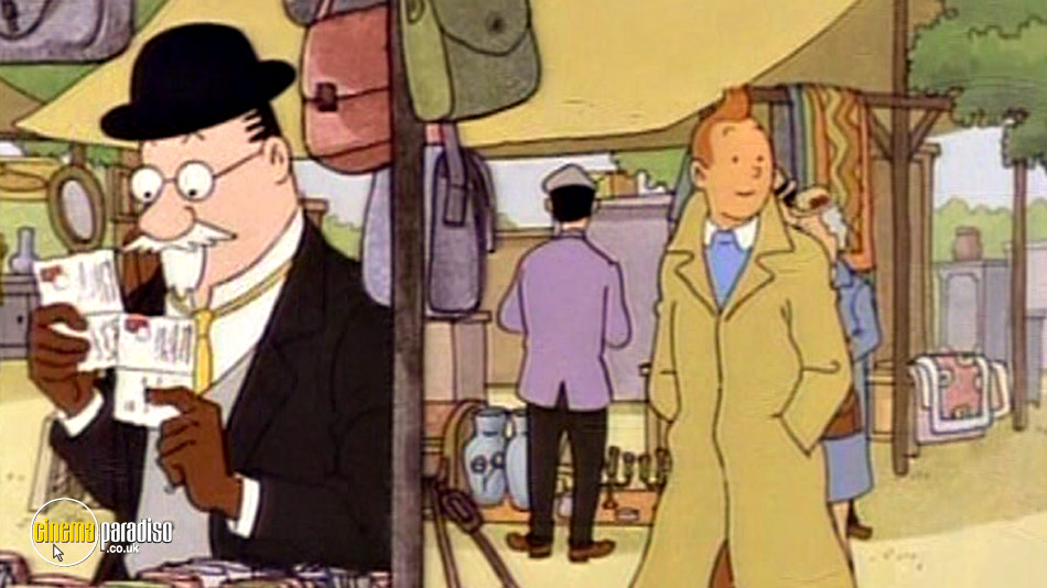 The Adventures of Tintin: Vol.5 online DVD rental