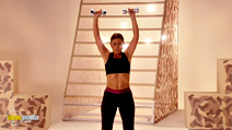 Still #7 from Davina Super Body Workout
