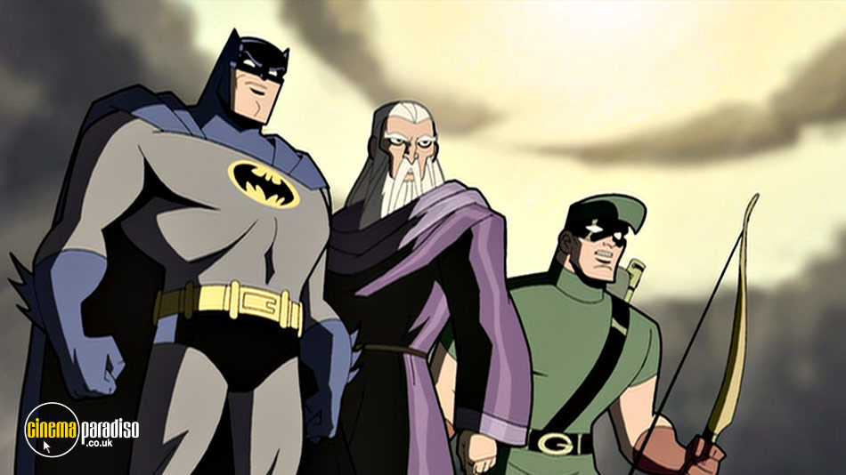 Batman: The Brave and the Bold: Vol.2 online DVD rental