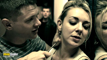 A still #1 from Tower Block (2012) with Sheridan Smith and Jack O'Connell