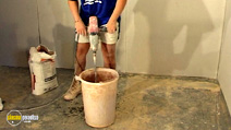 Still #7 from How to DIY Guide to Plastering