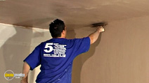 Still #8 from How to DIY Guide to Plastering