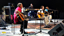 Still #3 from Eric Clapton: One More Car, One More Rider: Live on Tour 2001