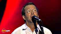Still #6 from Eric Clapton: One More Car, One More Rider: Live on Tour 2001