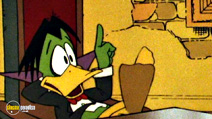 Still #1 from Count Duckula: Series 1