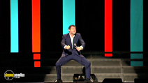 Still #6 from Lee Evans: Wired and Wonderful: Live at Wembley