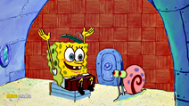 Still #1 from SpongeBob SquarePants: Home Sweet Pineapple