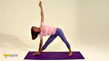 Still #8 from Ruth White: Yoga for Pregnancy