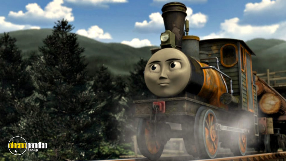 Thomas and Friends: Misty Island Rescue online DVD rental