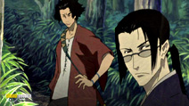 Still #1 from Samurai Champloo: Vol.4