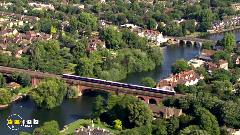 Great British Railway Journeys: Series 3 online DVD rental