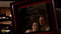 A still #2 from The Sixth Sense with Bruce Willis and Olivia Williams