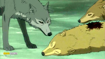 Still #4 from Wolf's Rain: Chapter 7: The Miracle of The Wolves