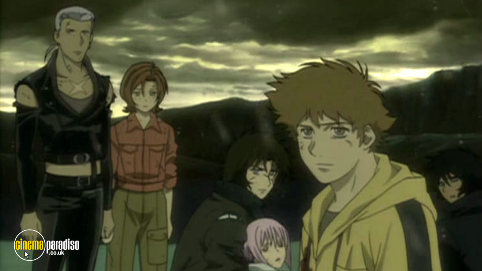 Wolf's Rain: Chapter 7: The Miracle of The Wolves online DVD rental