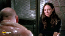A still #2 from Twelve Monkeys with Madeleine Stowe