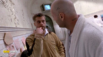 A still #3 from Twelve Monkeys with Brad Pitt