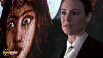 A still #8 from Twelve Monkeys with Madeleine Stowe