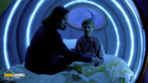 A still #5 from A.I. Artificial Intelligence with Haley Joel Osment and Frances O'Connor