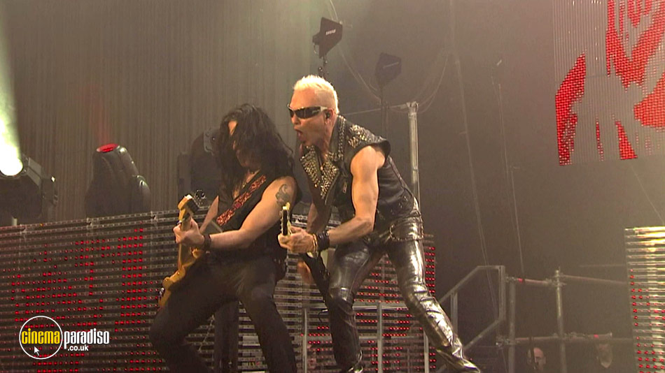 Scorpions: Get Your Sting and Blackout online DVD rental