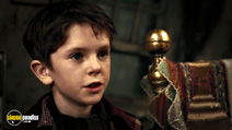 A still #12 from Charlie and the Chocolate Factory with Freddie Highmore