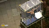 Still #2 from David Blaine: Above the Below