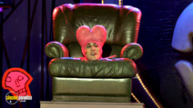 Still #7 from The Mighty Boosh: Live Future Sailors Tour