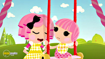 Still #1 from Adventures in Lalaloopsy Land: The Search for Pillow